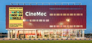 Knipsel foto KAFT CineMec